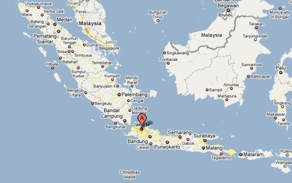 LOCATION OF THE EARTHQUAKE