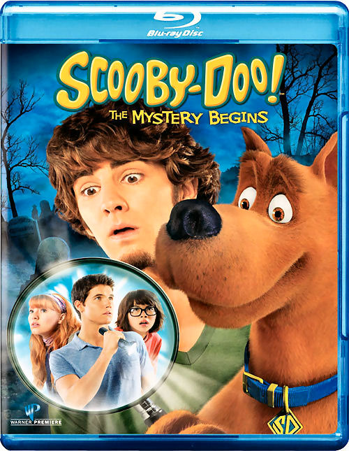 SCOOBY-DOO(The Mystery Beginns 2009)